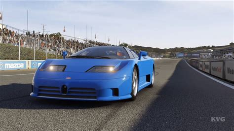 This video includes a top speed run, an acceleration run, some racing with other. Forza Motorsport 6 - Bugatti EB110 Super Sport 1992 - Test Drive Gameplay (XboxONE HD ...
