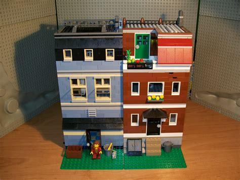 magasin de chambre à coucher lego 10218 revue du set partie 2 lego r by alkinoos