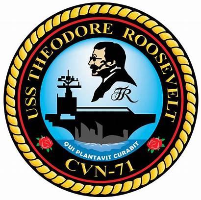 Roosevelt Uss Theodore Cvn 71 Navy Ship