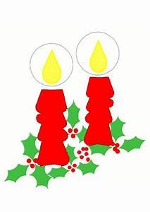 Bougies De Noel : image bougies de no l dessin 20335 ~ Melissatoandfro.com Idées de Décoration