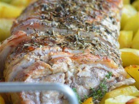 cuisine roti de porc recettes de roti de porc cuisson