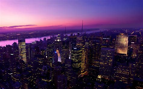 twilight   york city wallpapers hd wallpapers id