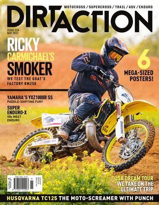 motocross action magazine subscription dirt action magazine subscription isubscribe com au
