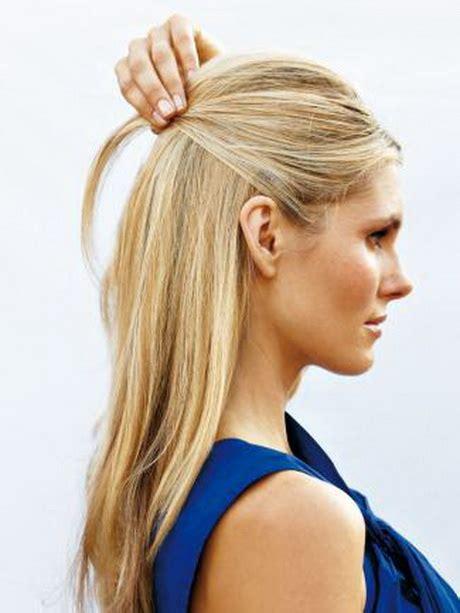 einfache kostüme zum selbermachen einfache frisuren zum selbermachen f 252 r lange haare