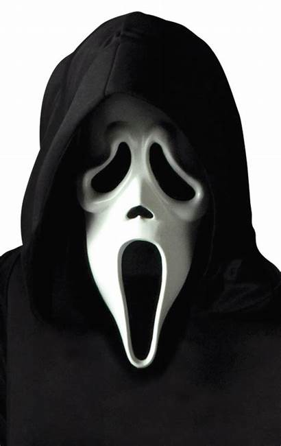Mask Scream Movie Ghostface Scary Horror Halloween
