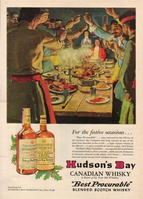 hudson bay christmas tree ads 2914 best images about vintage ads and posters on advertising poster and seed catalogs