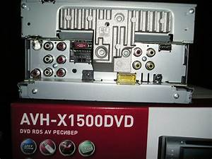 Pioneer Avh X1500dvd  U0438 U043d U0441 U0442 U0440 U0443 U043a U0446 U0438 U044f