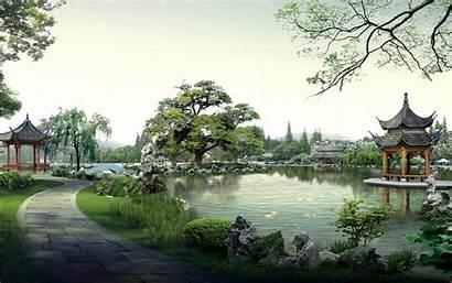 Japan Tokyo Outside Wallpapers Imgur Japanese Garden