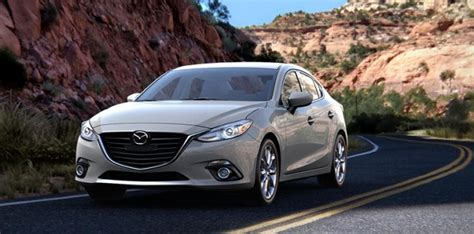 2018 Mazda 3 Changes And New Engine  20182019 Popular
