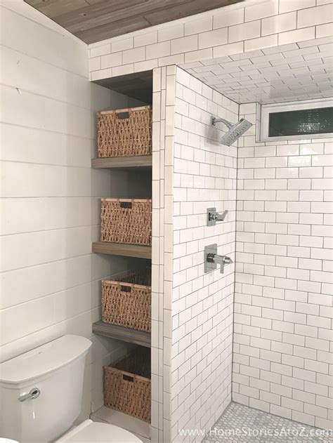 bathroom wall shelves ideas  pinterest