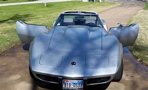 Corvette Stingray 1976 Rare 4 Speed Manual Transmission