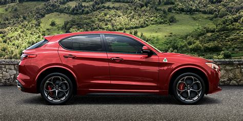 Alfa Romeo In The Us by Stelvio Quadrifoglio The All New Alfa Romeo Italian Suv