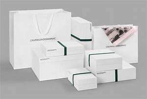 2 × 4: Project: Calvin Klein Packaging