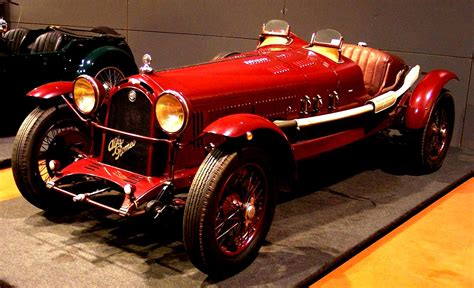 Alfa Romeo Rl Super Sport 1925 On Motoimgcom