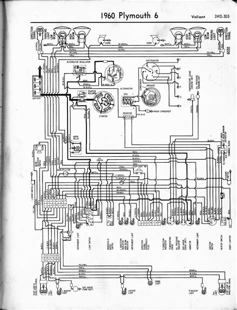 1962 Ford Truck Brake L Wiring by Free Auto Wiring Diagram 1960 Plymouth Valiant Wiring Diagram
