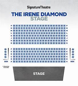 The Diamond Stage At The Pershing Square Signature Center
