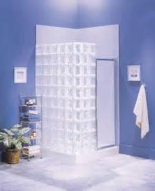 wohnideen selbst machen glasbausteine für dusche 44 prima bilder archzine net