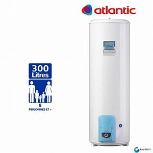 Chauffe Eau Steatite 300l : chauffe eau electrique 300l atlantic vizengo vertical sur ~ Dailycaller-alerts.com Idées de Décoration