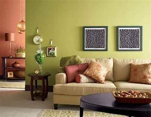 light warm color for small living room green livingroom With warm wall colors for living rooms