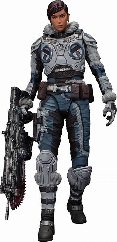 Kait Diaz Gears War Figure Collectibles Storm