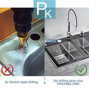 Garbage Disposal Switch