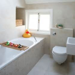 idea bathroom small neutral bathroom
