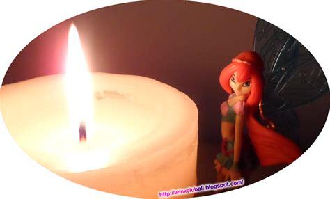Candele Con Sorpresa by Sorpresa De Candle Winx Club All