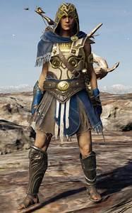 Athenian War Hero Set - How to Get & Armor Stats ...