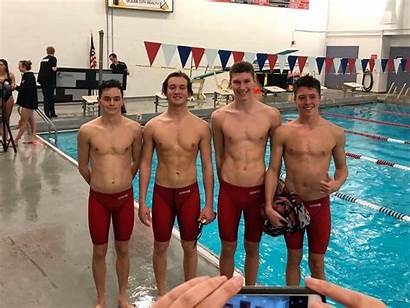 Boys Swim Teams Relay Swimming Record Sports