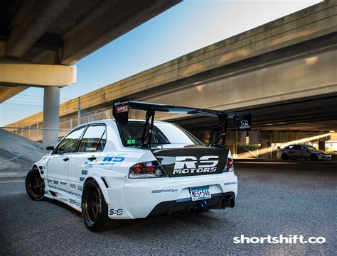 Mitsubishi Evo Motor by Revisited Rs Motors Mitsubishi Lancer Evolution Ix Rs