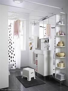 Körbe Fürs Bad : wei es eckregal f r mehr stauraum bad pinterest badezimmer badezimmer m bel und ~ Eleganceandgraceweddings.com Haus und Dekorationen