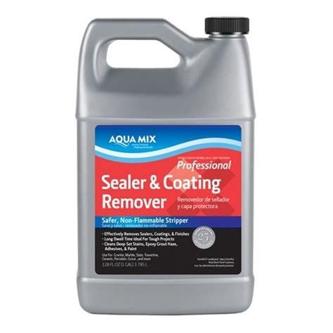saltillo tile sealer remover aqua mix sealer coating remover stonetooling