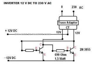 pengenalan komputer secara gang contoh penaik tegangan listrik