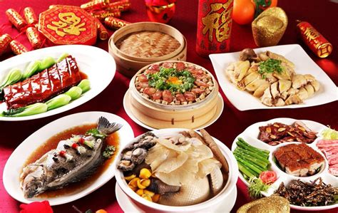 new years food chinese new year lucky foods and what they mean