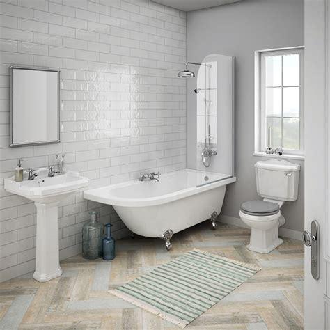 appleby rh traditional bathroom suite victorian plumbing uk