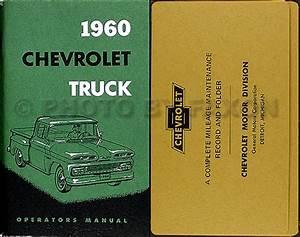 1960 Truck Cd Repair Shop Manual