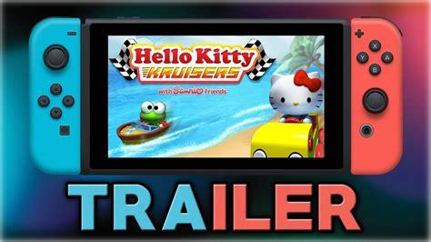 Hello Kitty Kruisers | Nintendo Switch Trailer - YouTube