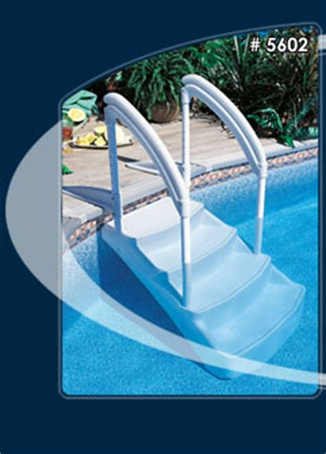 above ground pool ladder deck mounts pool steps entry deck mount above ground handrails fits