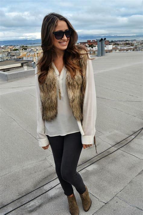 Womenu0026#39;s Fur Vests To Invest This Fall 2018 | FashionTasty.com