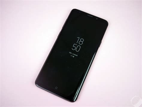 samsung s 6 gebraucht test samsung galaxy s9 plus notre avis complet smartphones frandroid