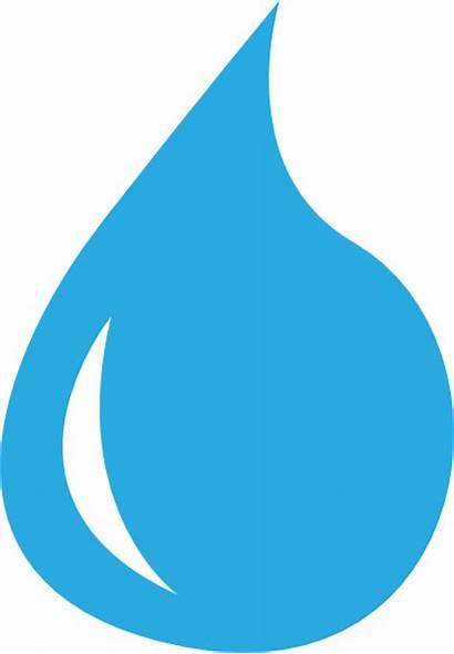 Water Droplet Clip Clipart Drops Drop Vector