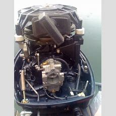Getting An Evinrude 25 Hp Running After Five Years Of Sitting  The Hull Truth  Boating And
