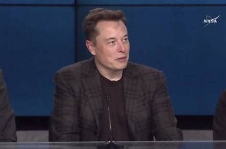 Totally Notcrazy Billionaire Elon Musk All Of Us Yes