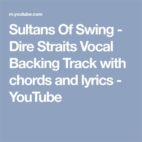 sultans of swing backing track best 25 sultans of swing ideas on dire