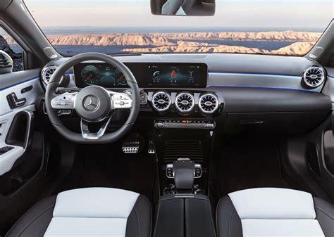 mercedes benz  class interior