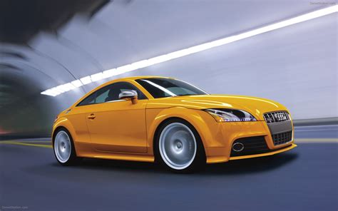 Audi Tts Coupe Wallpapers by Audi Tts Coupe 2011 Widescreen Car Wallpapers 02