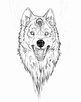 Drawing Eye Wolf Third Aunumwolf42 Deviantart Sketch Tattoo Eyes Drawings Sketches Coloring Furry Credit Larger Animal Zeichnungen Muse sketch template