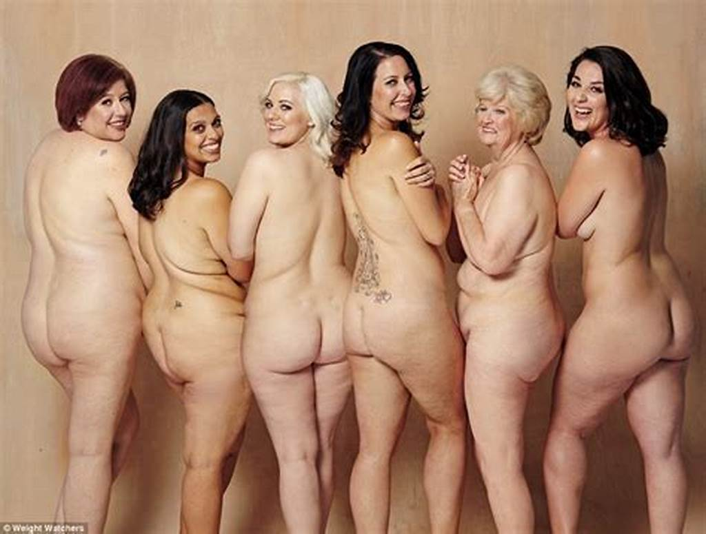 #Six #Women #Drop #Their #Clothes #For #A #Daring #Nude #Photo #Shoot