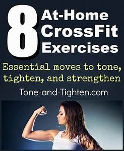 8 Crossfit Exercises You Can Do At Home  U2013 No Equipment Needed