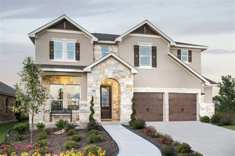 New Homes For Sale In Kyle, Tx  Brooks Crossing Community